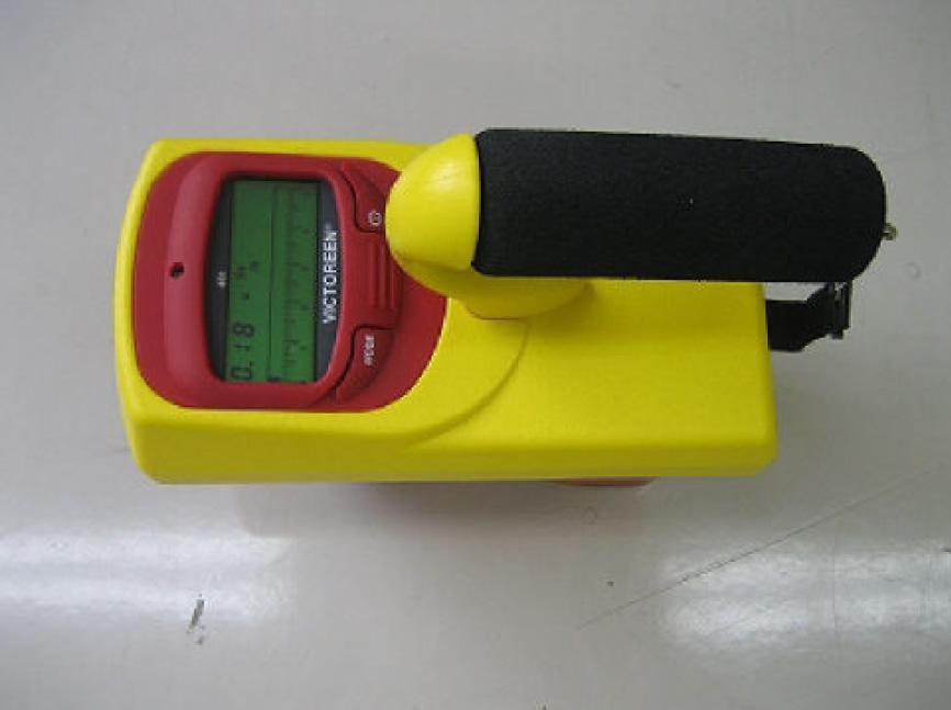 放射線量計のレンタル